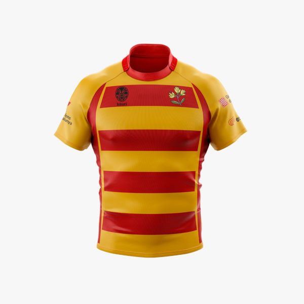 camiseta rugby cataluña