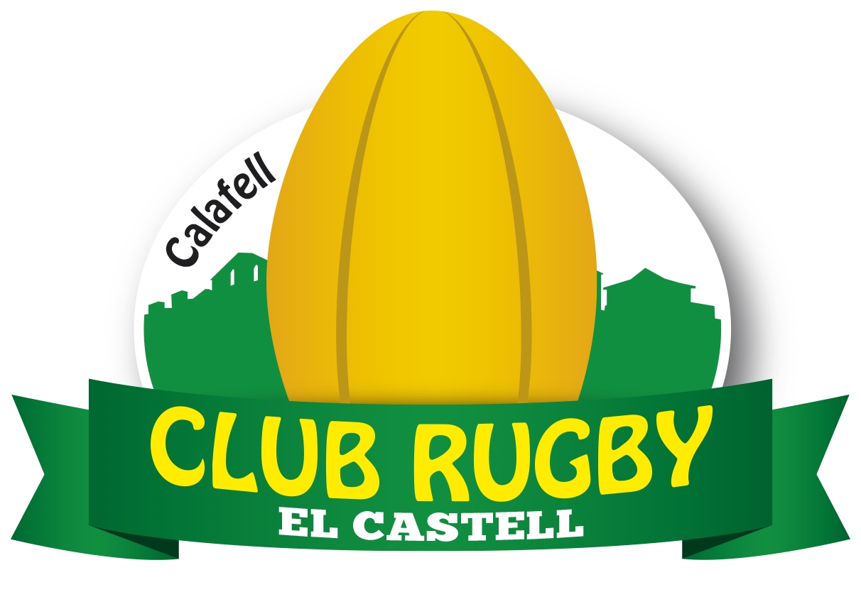 logo rugby castell calafell